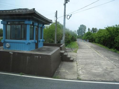 捕虜交換の場:板門店・帰らざる橋