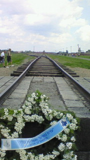 列車の引き込み線