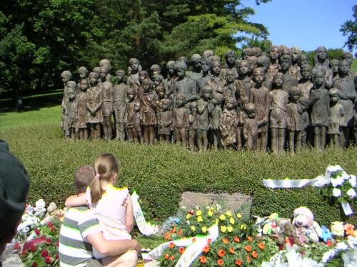 リジッツェ村の犠牲