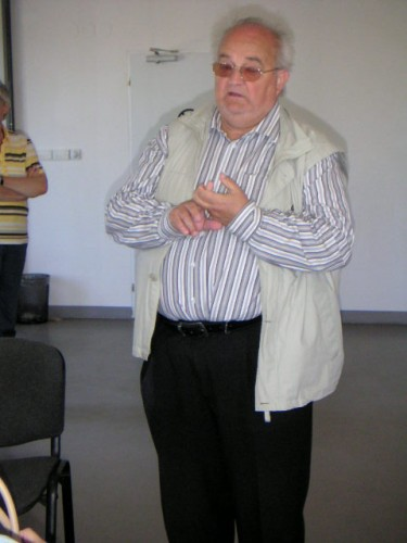 リジッツエ村の犠牲者、奇跡的に生き残り後の村長