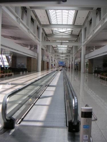 仁川空港ロビーコンコース