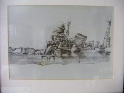 重巡洋艦・利根