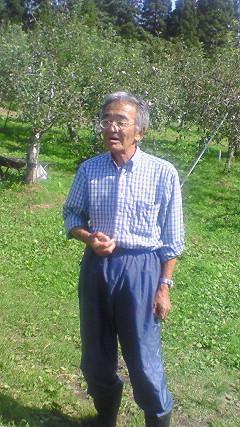 奇跡のリンゴ:木村秋則さん