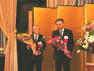 石井和夫さんと藤原正彦さん