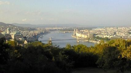 ドナウの真珠、ブダペスト