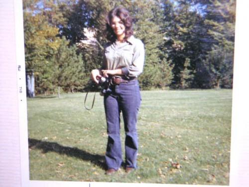 40年前、州立大学キャンパスで