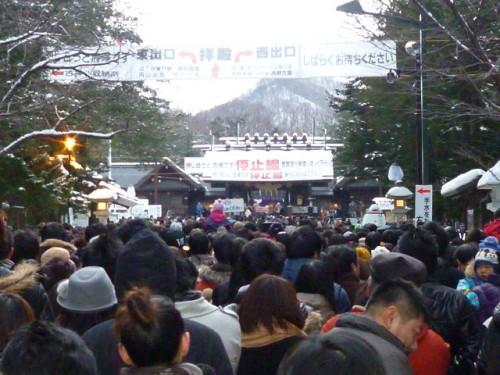 2010北海道神宮