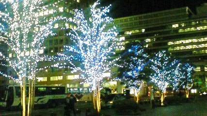 東京駅八重洲北口で