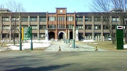 帯広畜産大学キャンパスのマスターデザインプラン