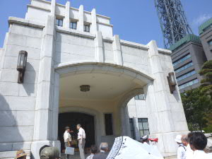市ヶ谷に復元:三島由紀夫でも有名