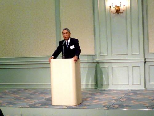 太田理事長のご挨拶