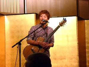山木将人さんの演奏