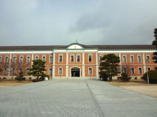 旧海軍兵学校校舎