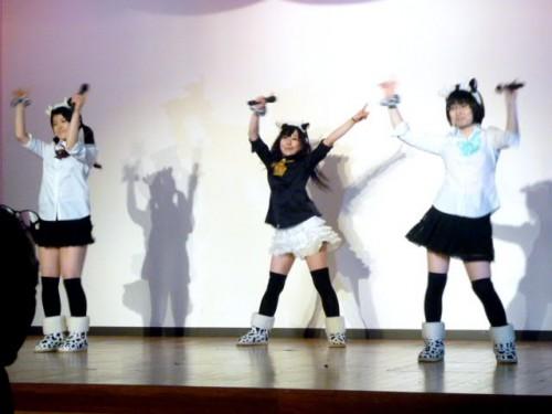 別海町のアイドル:ミルクガールズ(部分ユニット)