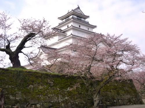 戊辰戦争の激戦、どこからみても美しい若松城(会津城、鶴ヶ城)