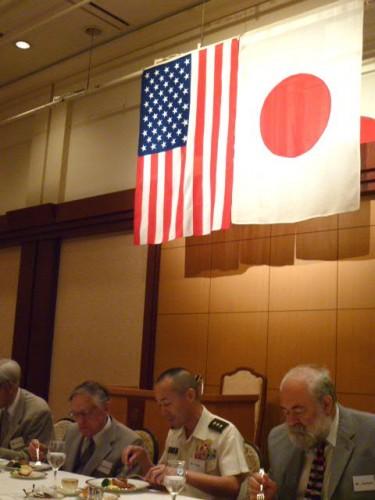 D.キーン博士をお迎えして北海道日米協会・特別例会