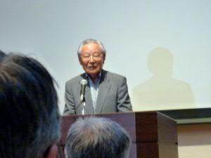 代表・前北海道知事の堀達也さん