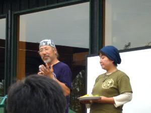 「やんじー」山口幸雄さんと奥さま