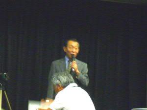 SVCF:山田恭暉理事長の報告