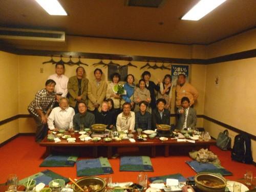 元祖NPOの皆さん、大集合:昭和キッズの会