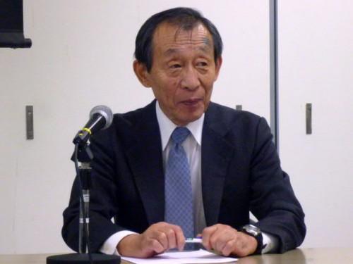 SVCF代表の山田恭暉さん