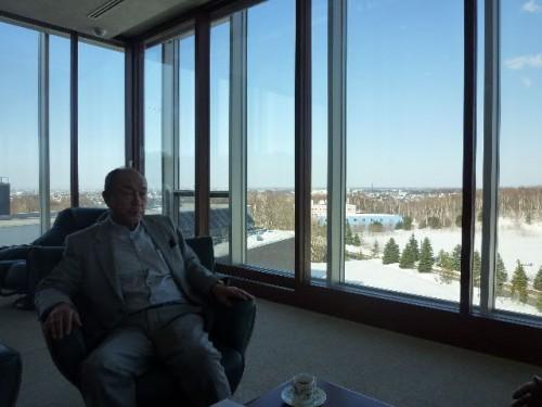 小砂社長の部屋:自然エネルギーの冷暖房システム