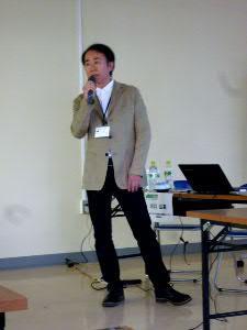 「きたネット」副理事長の川口弘高さん