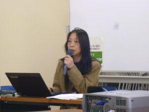 きたネット常務理事、宮本尚さん