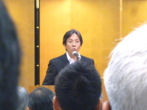 環境大臣賞受賞・日本航空本部長