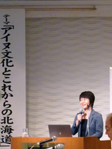 経済同友会・「札仙広福」会議で本田優子先生のご講演