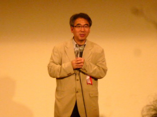 吉岡秀人先生