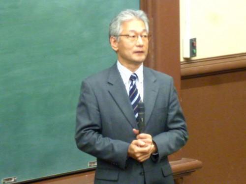 西田在賢先生