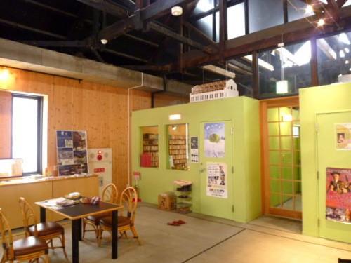 JR琴似駅となりのFM三角山放送局で