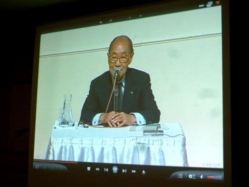 2009年6月6日、札幌での「グリーン九条の会第2回例会」での講演