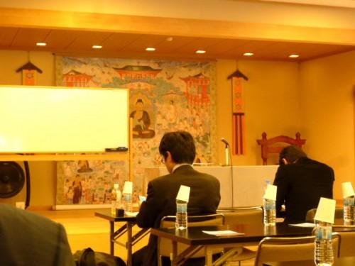 山田の講義