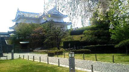 駿府城公園東御門巽櫓