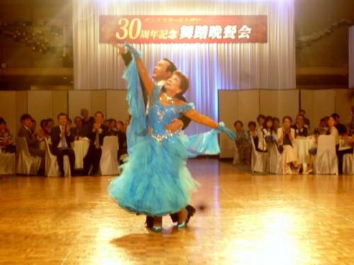 91歳の我が母、ワルツを華麗に踊りました!