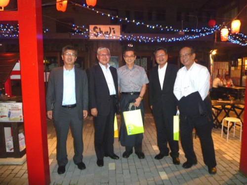 北海道経済同友会の参加者