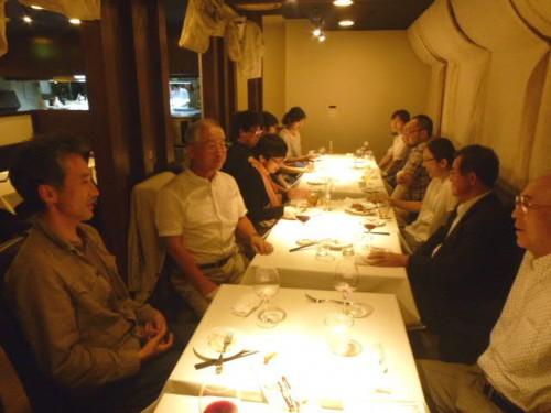荻谷・前理事長も「演劇シーズン」代表は引き続き。斎藤歩さんも。