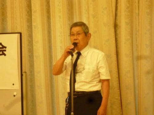 60年安保全学連の初代委員長