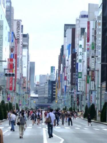 東京・銀座の教文館ビル