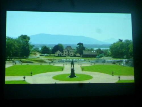 ジュネーブ郊外ジェントーにあるフランクミュラー社の「Watch Land」