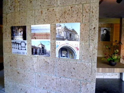 特別展示室:ハンガリー・ブダペストのアトリエ修復事業ほか