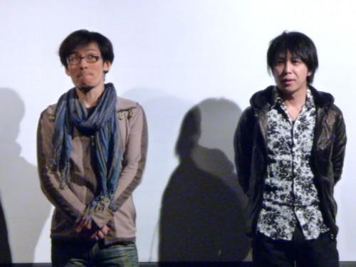 明逸人さんと江田由紀浩さん