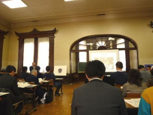 道庁赤レンガ会議室