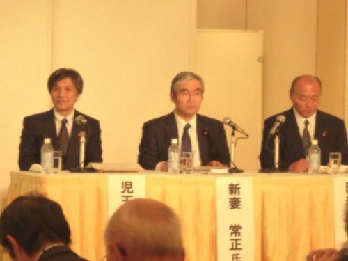 第一分科会:今年も福島原発事故のその後に注目