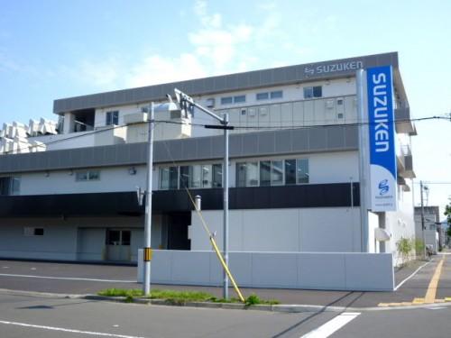 札幌市中央区の新社屋