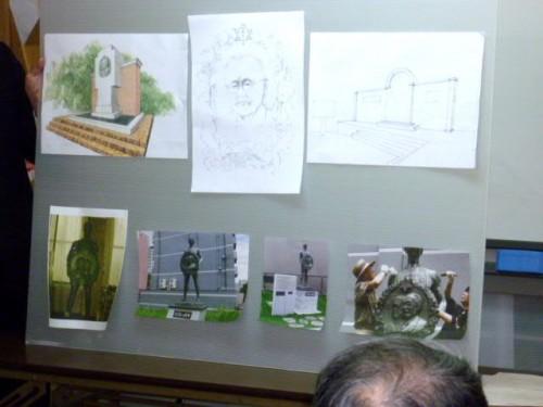 新渡戸稲造記念公園の記念碑清掃ボランティア報告も