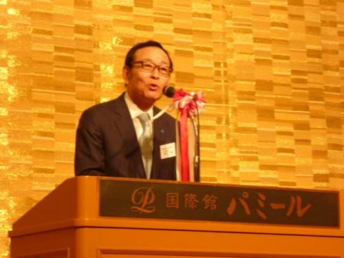 (株)スズケン 別所芳樹代表取締役会長