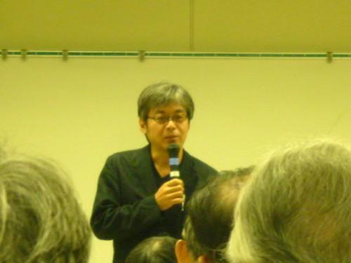 青木理さんの講演